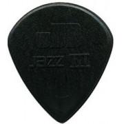Медиатор Dunlop Nylon Jazz III черный (47P3S )