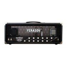 Усилитель гитарный ламповый Yerasov BULLDOZER-50 EL