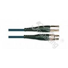 Кабель Soundking микрофонный XLR male-female 5м (BB110-5M)
