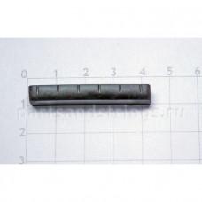 Верхний порожек GF (Guitar Factory), графит, 40x8.2x3.8 NTC-9
