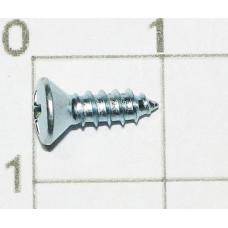 Саморез Schaller 2,9х9,5 хром