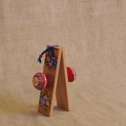 MS-K1-HL-01 Хлопушка малая, 1 категория, Мастерская Сереброва