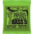 Струны Ernie Ball Reguilar Slinky Bass 5-string 45-130 (P02836)