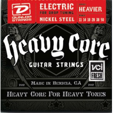 Струны Dunlop Heavy Core Heavier 11-50(DHCN1150)