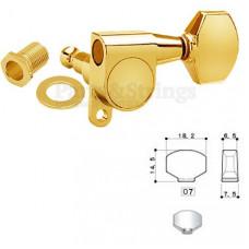 Колки Gotoh SG360-07L 6-L Золото