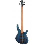 B4-Plus-ASRM-OPAB Artisan Series Бас-гитара, синяя, Cort