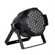 PLC002-C Светодиодный прожектор, 54х1Вт RGBW, Bi Ray
