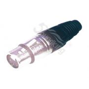 CA121 Разъем на кабель XLR female 5Р 5-пиновый, Soundking