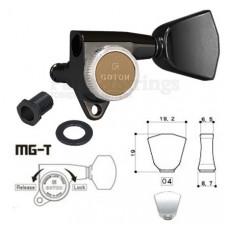 Колки запирающие Gotoh SG301-04-MGT 3L-3R Черный