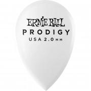 Медиатор Ernie Ball Prodigy, 2 мм, белый (P09336)