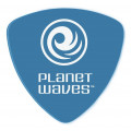 Медиатор Planet Waves Duralin Triangle, синий, 1.0 мм 2DBU5-10