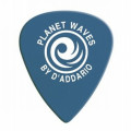Медиатор Planet Waves Duralin Precision голубой 1.0мм. (6DBU5)