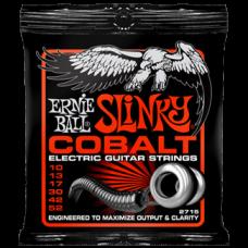 Струны Ernie Ball Cobalt Slinky 10-52 (2715)