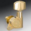 Колок Schaller M6 (Bracket 135°) правый, Золото (10020571)