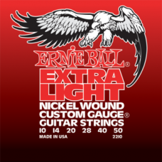 Струны Ernie Ball Extra Light Nickel Wound 10-50 (2210)