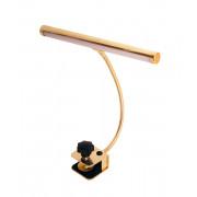 HY-LM008A Светильник светодиодный для пюпитра или клавишных, золотой, Rin