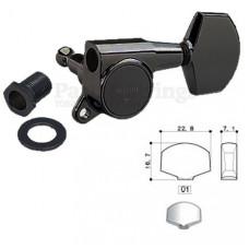 Колки Gotoh SG381-01 3L-3R Черный