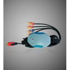 Аудиоинтерфейс Soundking BS032-2 USB<=>4RCA