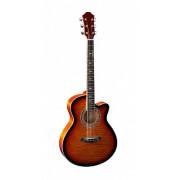 Акустическая гитара с вырезом Ramis (Homage) (RA-A01C-SB)