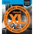 Струны D'Addario Nickel Wound 10-46 (EXL110BT)