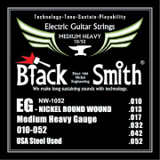 Струны BlackSmith Medium Heavy 10-52 (NW-1052)