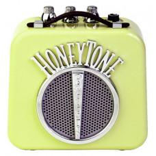 Danelectro Honey Tone Mini Amp винтажный мини комбоусилитель желтый (N10Yellow)