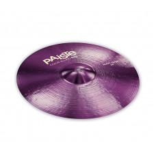0001942816 Color Sound 900 Purple Heavy Crash Тарелка 16
