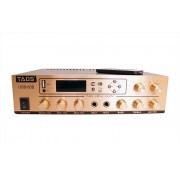 DS-80B Усилитель мощности, трансляционный, 80Вт, TADS