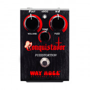 WHE406 Way Huge Conquistador Fuzzstortion Педаль эффектов, Dunlop