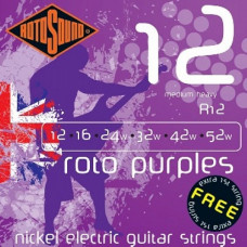 Струны Rotosound Nickel Medium Heavy 12-52 (R12)