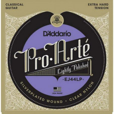 Струны D'Addario Pro Arte Lightly Polished Composite Classic Extra Hard (EJ44LP)