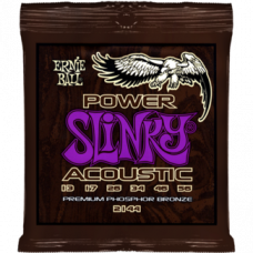 Струны Ernie Ball Power Slinky Acoustic 13-56 (2144)