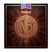 Струны D'Addario Acoustic Nickel Bronze 11-52 (NB1152)