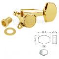 Колки Gotoh SG381-01 3L-3R Золото