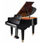 W162BK Рояль акустический, черный, с банкеткой Wendl&Lung