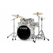 17500413 AQ1 Stage Set PW 17341 Барабанная установка, белая, Sonor