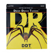 DDT-50 Drop-Down Tuning Комплект струн для бас-гитары, сталь, Heavy, 50-110, DR