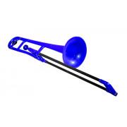 Tromba Тромбон пластиковый, синий, John Packer