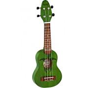 K1-GR Keiki Укулеле сопранино, зеленый, Ortega