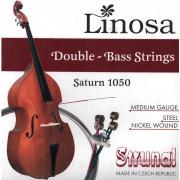 1050-4/4 Saturn Linosa Комплект струн для контрабаса Strunal