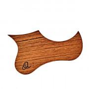 OWPSC-WN Защитная накладка для укулеле сопрано/концерт, орех, Ortega