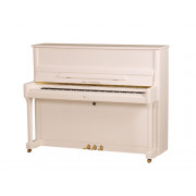 190014-2MK Performance P118 Пианино акустическое, белое, латунная фурнитура, W.Steinberg