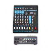 KG08 Микшерный пульт, 8 каналов, Soundking