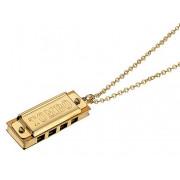 1204K-E Baby Губная гармошка миниатюрная, золото, Tombo