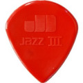 Медиатор Dunlop Nylon Jazz III (47R3N)