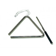 20602301 Latino Triangle LTR 15 Треугольник с палочкой, 15см, Sonor