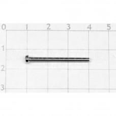 Винт для крепления звукоснимателя Hosco PS11N, 2.6х25мм, никель