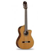 6.855 Cutaway 3C CW E1 Классическая гитара со звукоснимателем, Alhambra