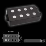 BJ-70-BK Звукосниматель магнитный, басовый, черный, Belcat