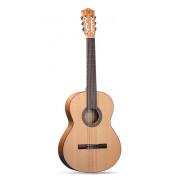 8.201 Flamenco Student 2F Классическая гитара, защитная накладка, Alhambra